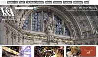 V&A Home Page