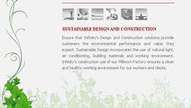 戴文(上海)网站开发案例-Infinity设计与工程管理有限公司
